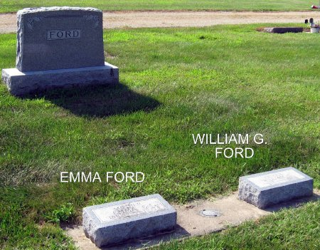 FORD, WILLIAM G. (LOT) - Mitchell County, Iowa | WILLIAM G. (LOT) FORD