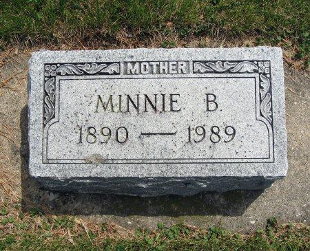 FRESE, MINNIE B. - Mitchell County, Iowa   MINNIE B. FRESE