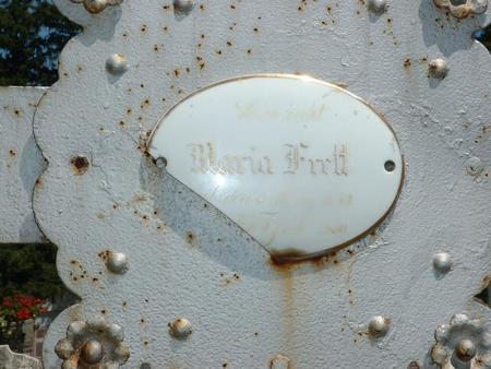 FRETT, MARIA - Mitchell County, Iowa | MARIA FRETT