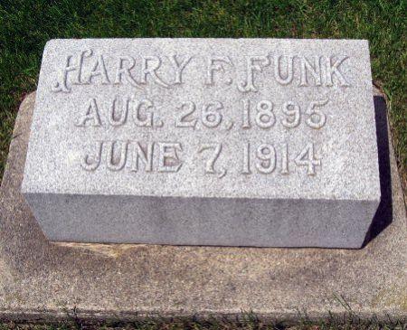 FUNK, HARRY F. - Mitchell County, Iowa | HARRY F. FUNK