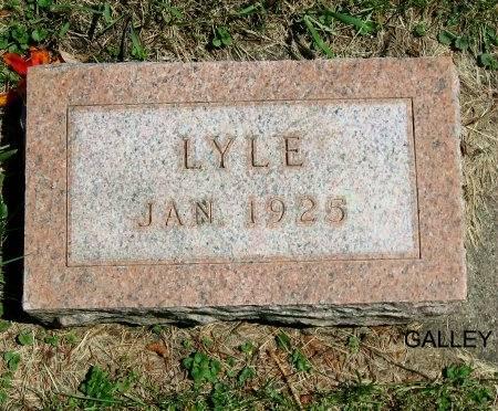 GALLEY, LYLE - Mitchell County, Iowa | LYLE GALLEY