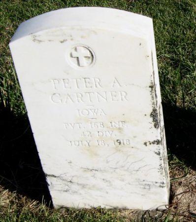 GARTNER, PETER A. - Mitchell County, Iowa | PETER A. GARTNER