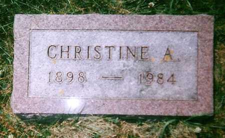 GAST, CHRISTINE - Mitchell County, Iowa | CHRISTINE GAST