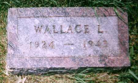 GAST, WALLACE - Mitchell County, Iowa | WALLACE GAST