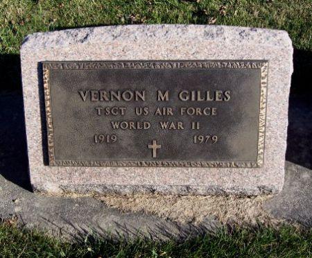 GILLES, VERNON M. - Mitchell County, Iowa | VERNON M. GILLES