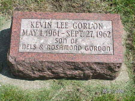 GORDON, KEVIN LEE - Mitchell County, Iowa | KEVIN LEE GORDON