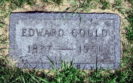 GOULD, EDWARD - Mitchell County, Iowa   EDWARD GOULD