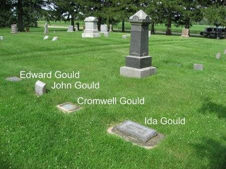 GOULD, EDWARD (LOT) - Mitchell County, Iowa | EDWARD (LOT) GOULD