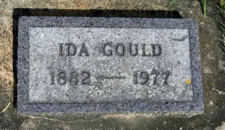 GOULD, IDA - Mitchell County, Iowa | IDA GOULD