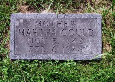 GOULD, MARTHA - Mitchell County, Iowa | MARTHA GOULD
