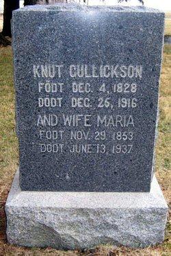 SHELDE GULLICKSON, MARIA - Mitchell County, Iowa | MARIA SHELDE GULLICKSON
