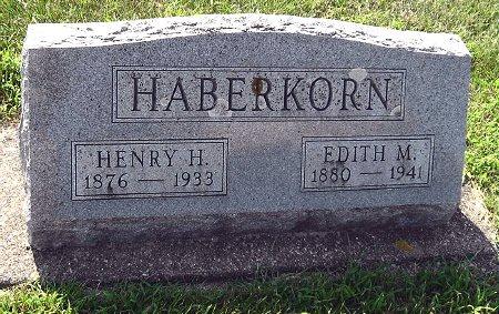 HABERKORN, EDITH M. - Mitchell County, Iowa | EDITH M. HABERKORN