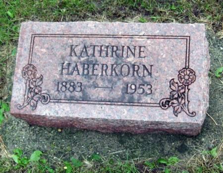 HABERKORN, KATHERINE - Mitchell County, Iowa | KATHERINE HABERKORN