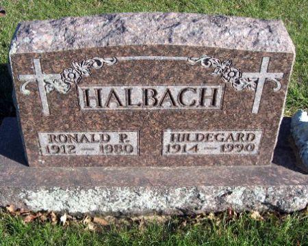 HALBACH, RONALD P. - Mitchell County, Iowa | RONALD P. HALBACH