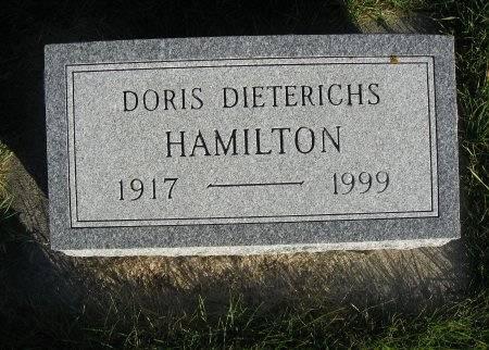 HAMILTON, DORIS - Mitchell County, Iowa | DORIS HAMILTON