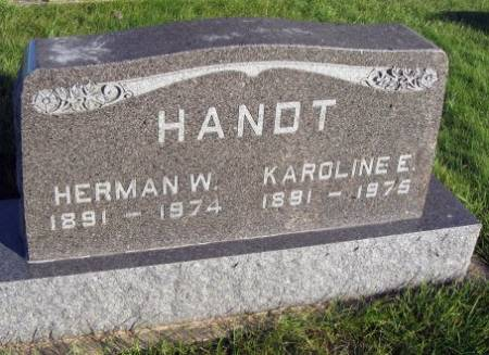 HANDT, KAROLINE E. - Mitchell County, Iowa | KAROLINE E. HANDT