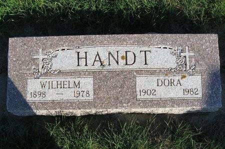 HANDT, DORA - Mitchell County, Iowa | DORA HANDT