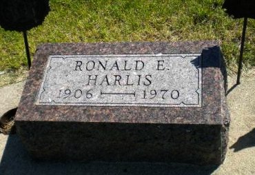 HARLIS, RONALD E. - Mitchell County, Iowa | RONALD E. HARLIS
