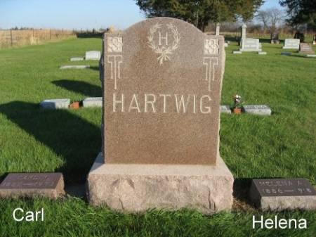 HARTWIG, CARL (LOT) - Mitchell County, Iowa | CARL (LOT) HARTWIG