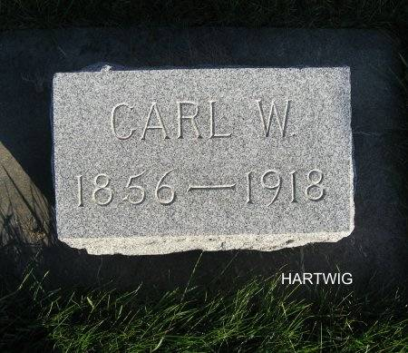 HARTWIG, CARL W. - Mitchell County, Iowa | CARL W. HARTWIG