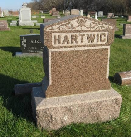 HARTWIG, FERDINAND (FAMILYSTONE) - Mitchell County, Iowa | FERDINAND (FAMILYSTONE) HARTWIG