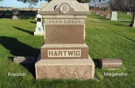 HARTWIG, FRIEDRICH (LOT) - Mitchell County, Iowa | FRIEDRICH (LOT) HARTWIG