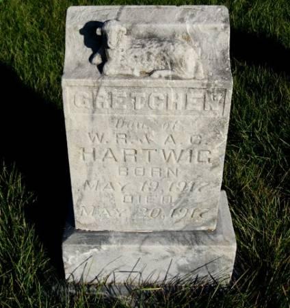 HARTWIG, GRETCHEN - Mitchell County, Iowa   GRETCHEN HARTWIG