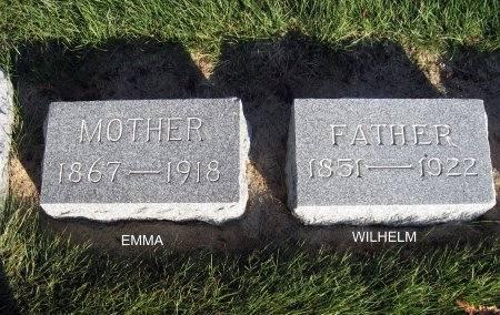 HARTWIG, EMMA - Mitchell County, Iowa | EMMA HARTWIG