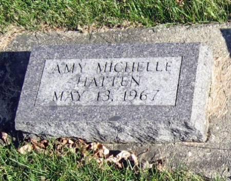 HATTEN, AMY MICHELLE - Mitchell County, Iowa | AMY MICHELLE HATTEN