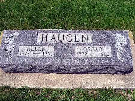 HAUGEN, HELEN - Mitchell County, Iowa | HELEN HAUGEN