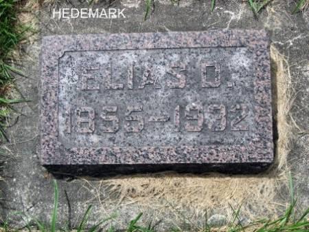 HEDEMARK, ELIAS D. - Mitchell County, Iowa | ELIAS D. HEDEMARK