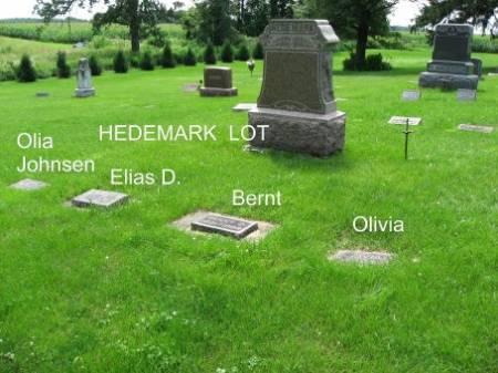 HEDEMARK, ELIAS D. (LOT) - Mitchell County, Iowa | ELIAS D. (LOT) HEDEMARK