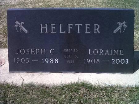 HELFTER, JOSEPH C. - Mitchell County, Iowa | JOSEPH C. HELFTER