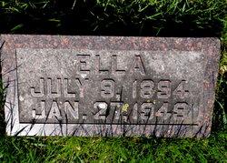 HELLER, ELLA - Mitchell County, Iowa | ELLA HELLER