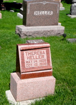 HELLER, THERESA - Mitchell County, Iowa   THERESA HELLER