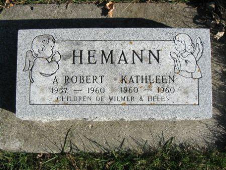 HEMANN, KATHLEEN - Mitchell County, Iowa   KATHLEEN HEMANN