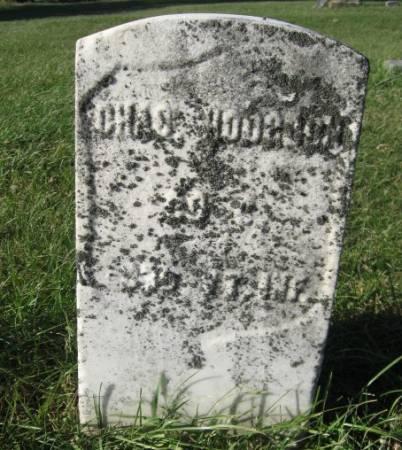 HODGDON, CHARLES - Mitchell County, Iowa | CHARLES HODGDON