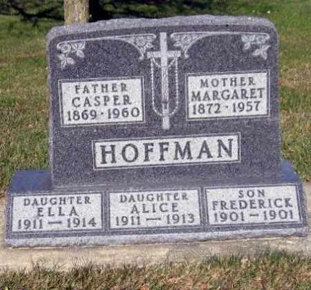 HOFFMAN, ELLA - Mitchell County, Iowa | ELLA HOFFMAN