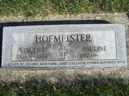 HOFMEISTER, VINCENT - Mitchell County, Iowa | VINCENT HOFMEISTER