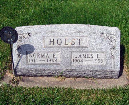 HOLST, NORMA E. - Mitchell County, Iowa | NORMA E. HOLST