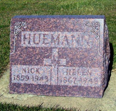 HUEMANN, NICK - Mitchell County, Iowa | NICK HUEMANN