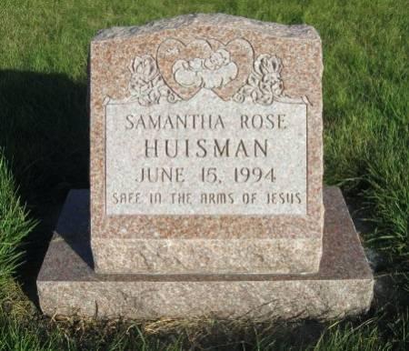 HUISMAN, SAMANTHA ROSE - Mitchell County, Iowa | SAMANTHA ROSE HUISMAN