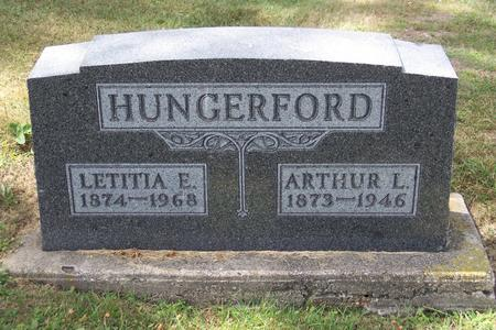 CHARLESWORTH HUNGERFORD, LETITIA - Mitchell County, Iowa | LETITIA CHARLESWORTH HUNGERFORD