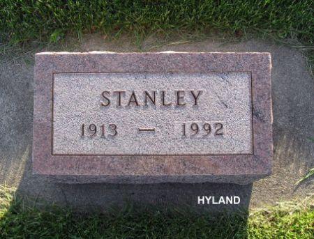 HYLAND, STANLEY - Mitchell County, Iowa | STANLEY HYLAND