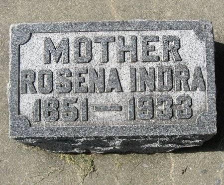 INDRA, ROSENA - Mitchell County, Iowa | ROSENA INDRA