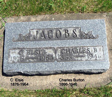 JACOBS, ELSIE - Mitchell County, Iowa | ELSIE JACOBS