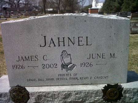 JAHNEL, JUNE M. - Mitchell County, Iowa | JUNE M. JAHNEL