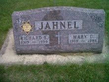 JAHNEL, MARY C. - Mitchell County, Iowa | MARY C. JAHNEL