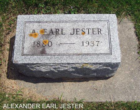 JESTER, ALEXANDER