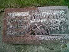 JOHANNS, MAURICE - Mitchell County, Iowa | MAURICE JOHANNS